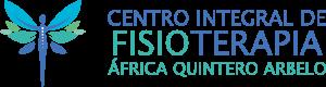 logo centro integral de fisioterapia África Quintero